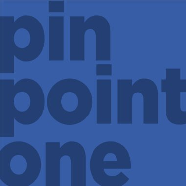 pinpoint one 1 square